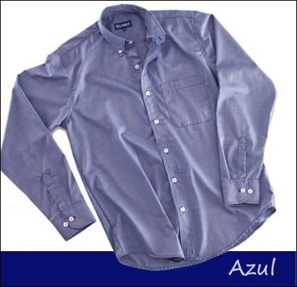 Camisa de Vestir para Caballero Modelo Diana – Camisetas Monterrey 006d1f28cdbae